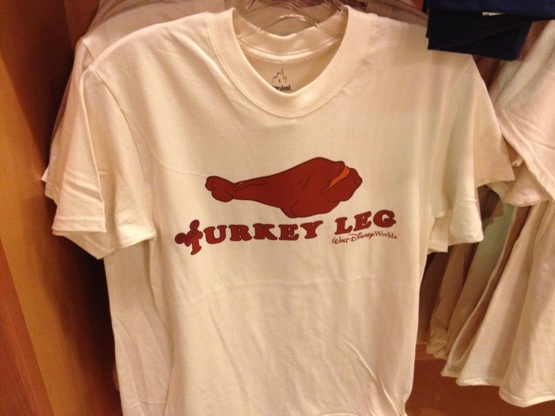 Turkey Leg Shirt