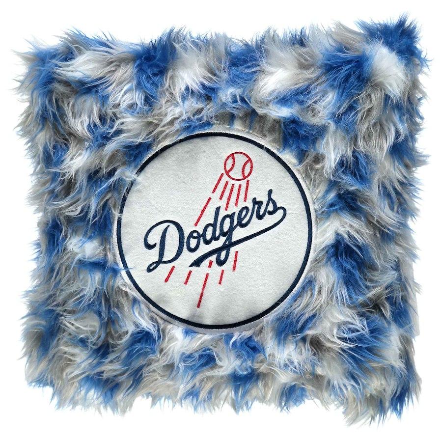 Dodgers Pillow