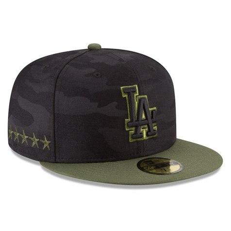 Memorial Day Dodgers Hat