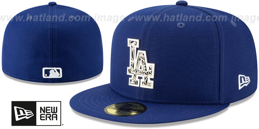 Silver Anniversary Dodgers Hat